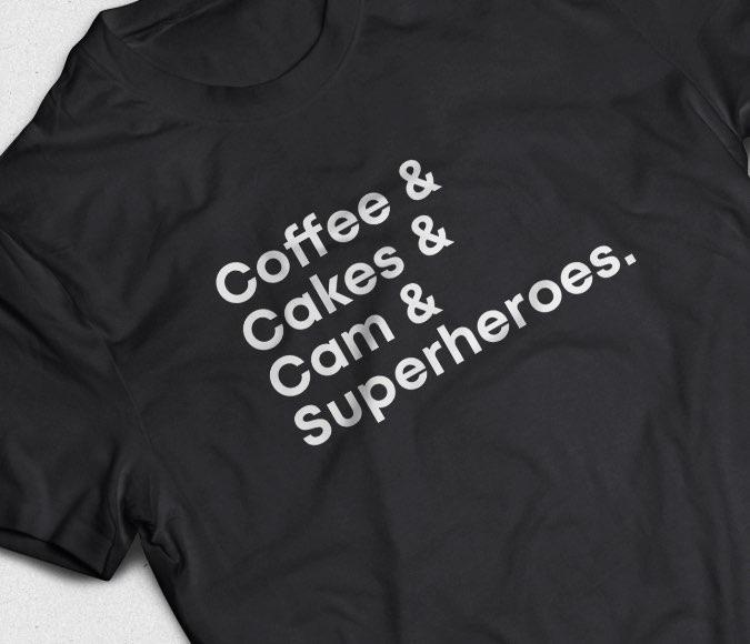 Cams shirt