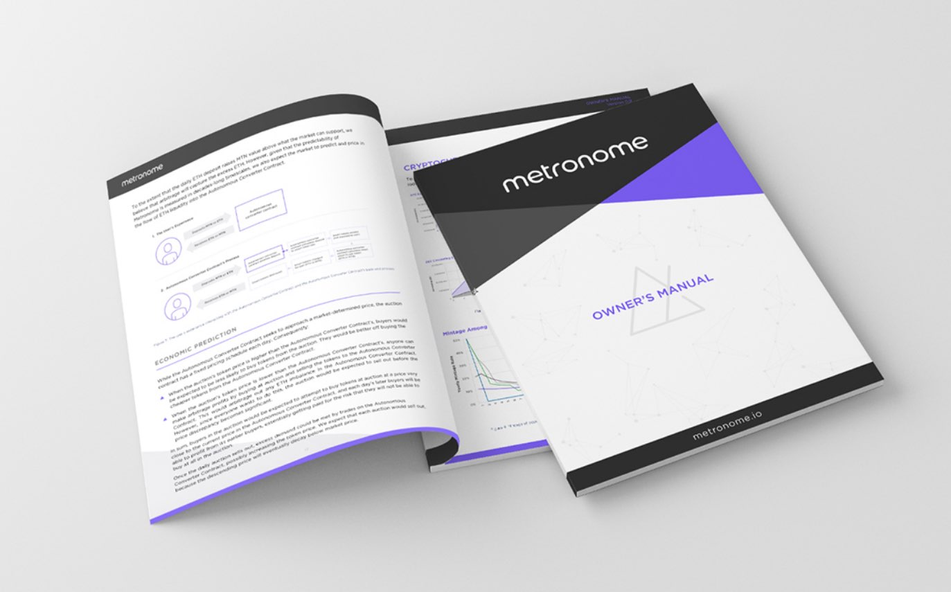 Metronome Manual