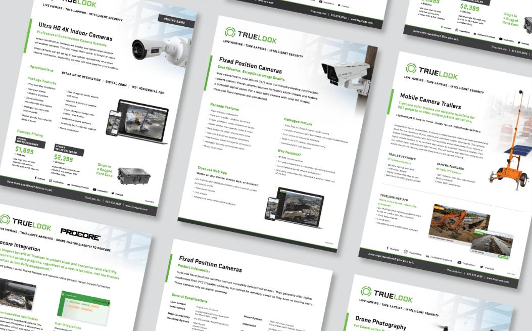 brochure layouts