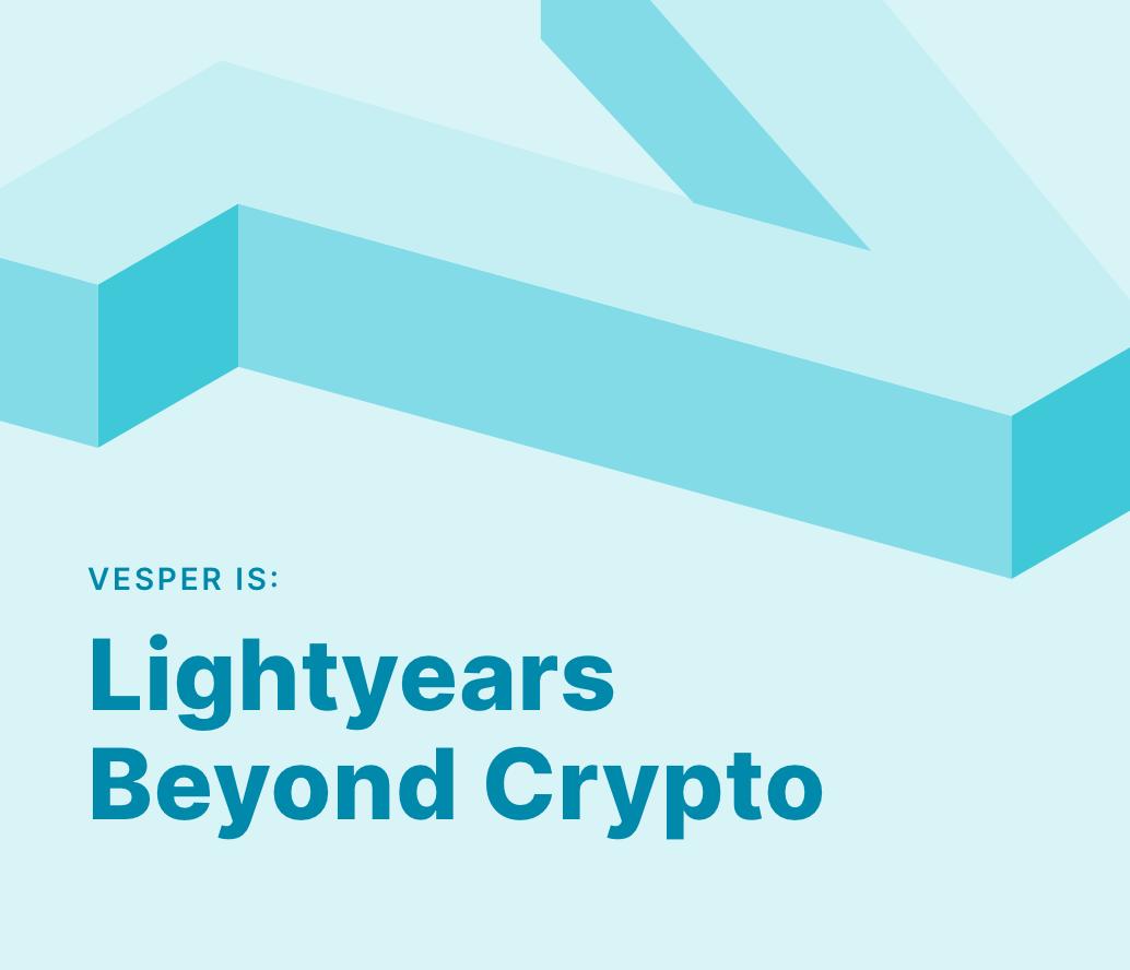 Teal Lightyears beyond crypto